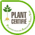 Tous nos plants et semences sontcertifiés